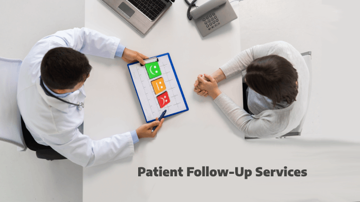 Patient Follow up Services