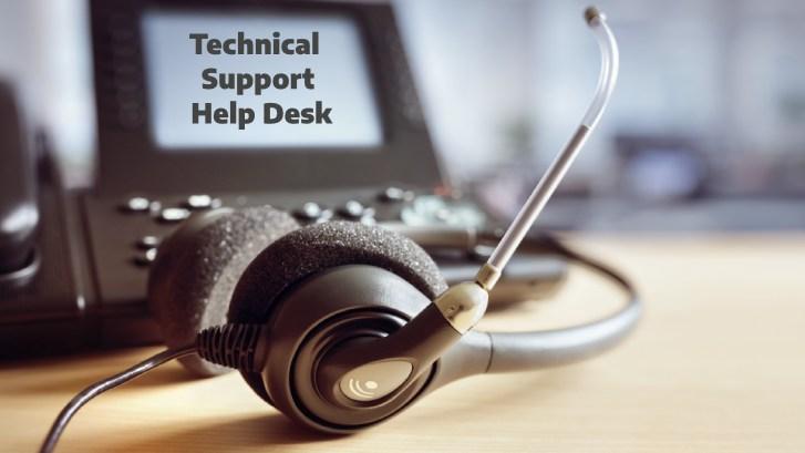 Technical Support Help Desk - Bikham