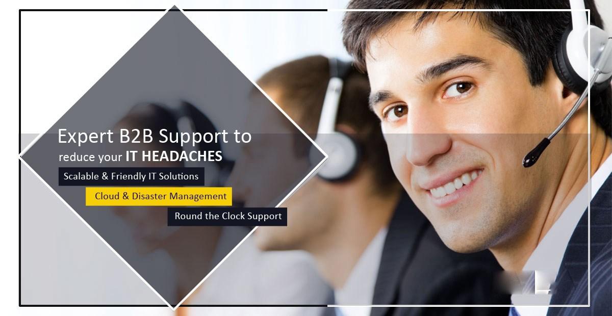 B2B-IT-Support