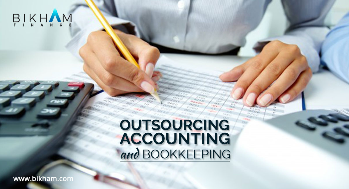 Outsourced accounting and bookkeeping