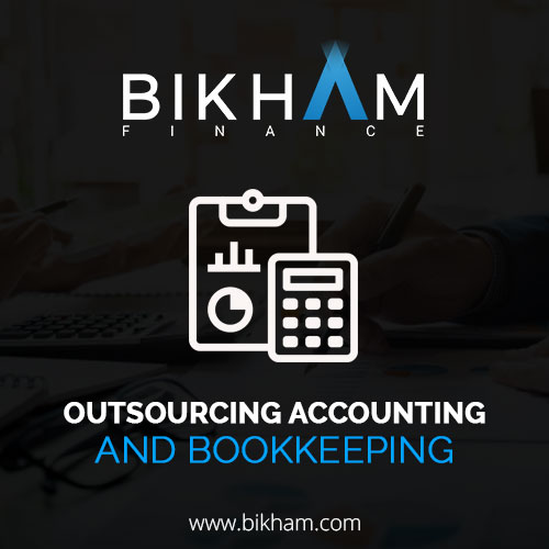 Outsourced accounting bookkeeping