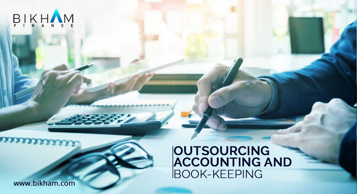Outsourcing Accounting and Book-keeping
