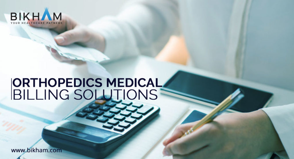 Orthopedic medical billing services