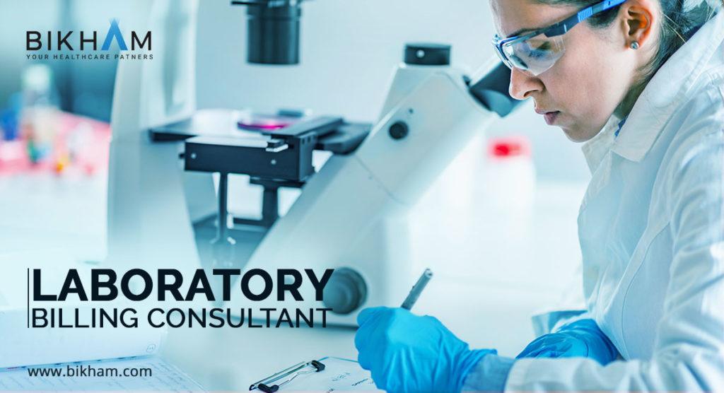 laboratory billing consultant