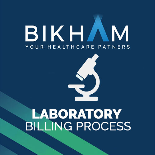 laboratory billing process