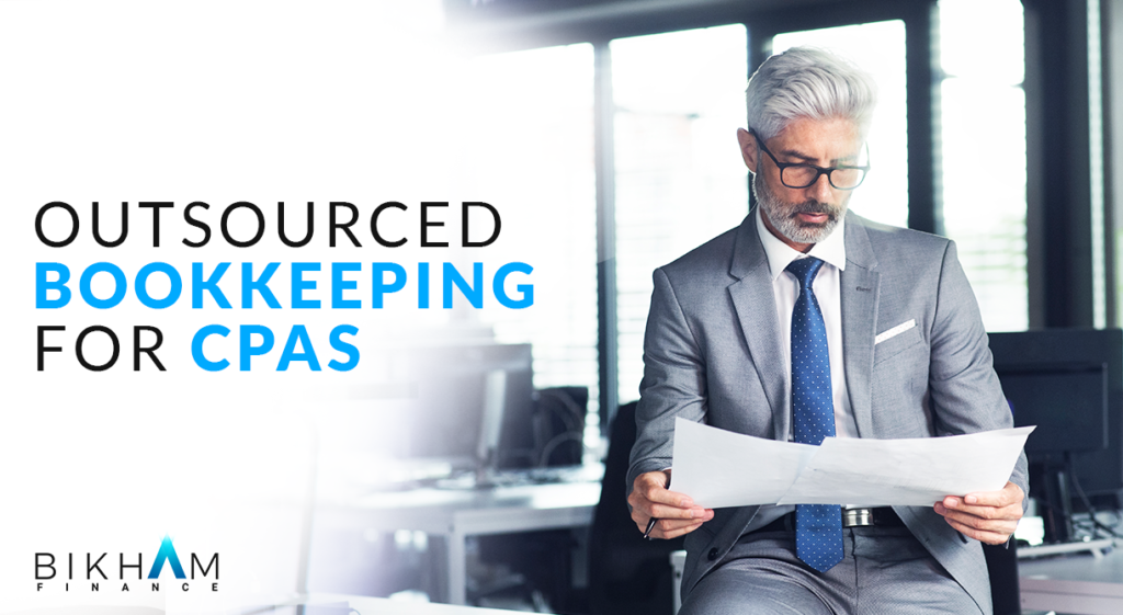 Outsourced Bookkeeping for CPAs