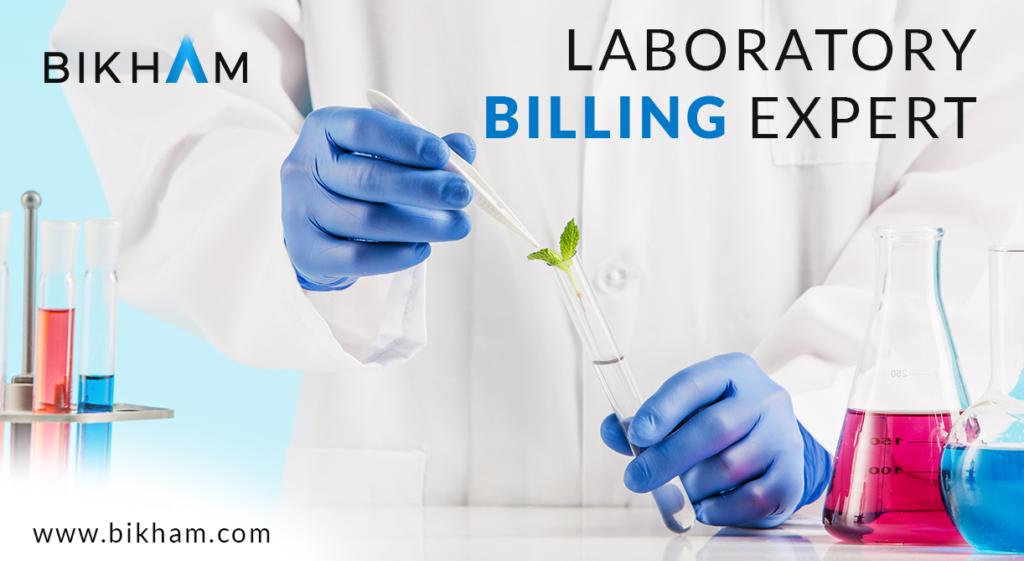 laboratory billing expert