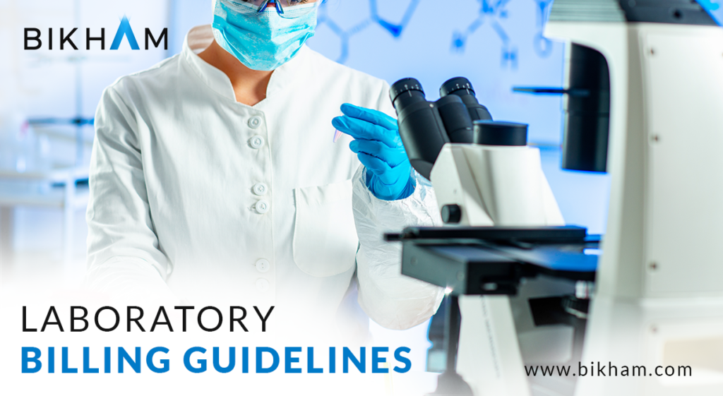 laboratory billing guidelines