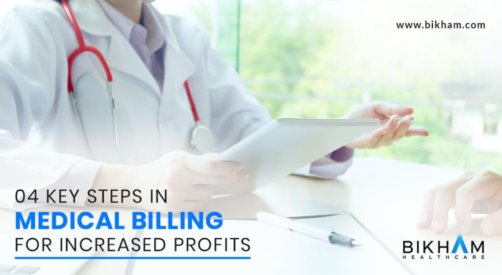 medical billing steps