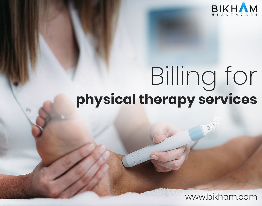billing for physical therapy services