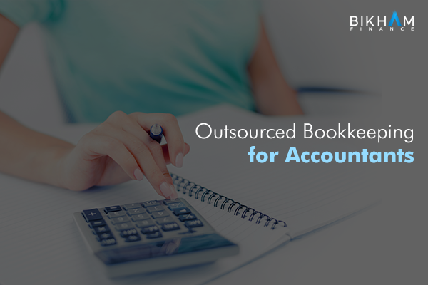 Outsourced Bookkeeping for accountants