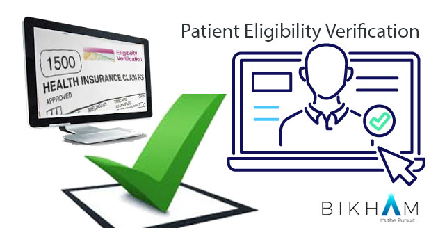 Complete Patient Eligibility Verification process