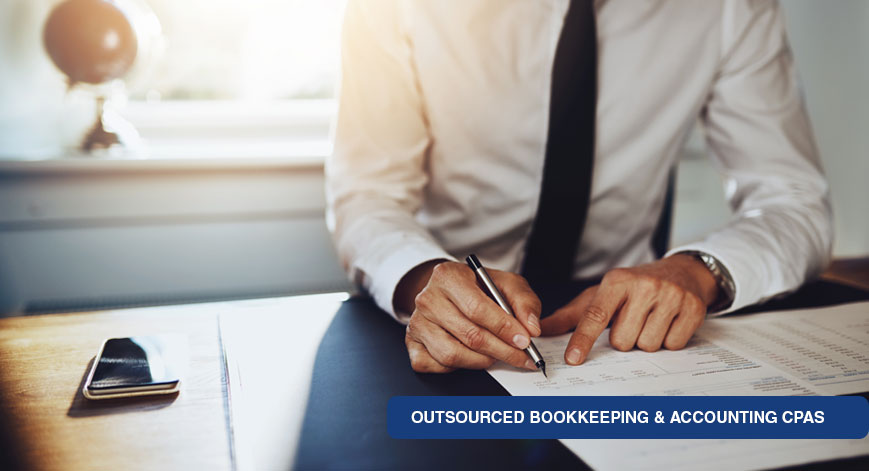 Outsourced Bookkeeping & Accounting CPAs